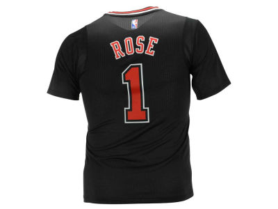 Chicago Bulls Derrick Rose adidas NBA Swingman Jersey