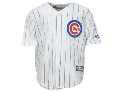 Chicago Cubs MLB Kids Blank Replica Cool Base Jersey