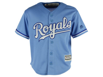 MLB Kids Blank Replica Cool Base Jersey