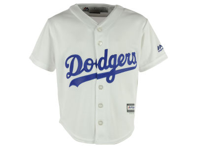 Los Angeles Dodgers Majestic MLB Kids Blank Replica Cool Base Jersey