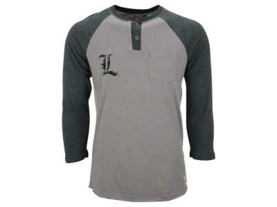 Louisville Cardinals NCAA Men's Clark Long Sleeve Raglan Shirt