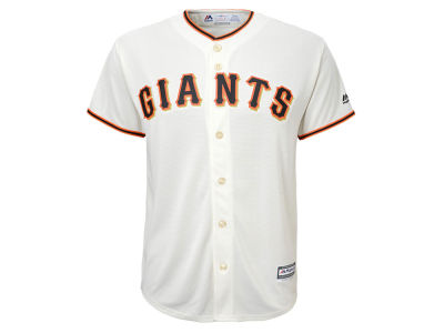 San Francisco Giants MLB Kids Blank Replica Cool Base Jersey