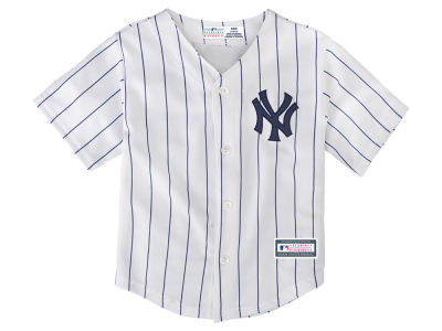 New York Yankees MLB Toddler Blank Replica CB Jersey