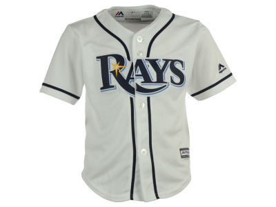 Tampa Bay Rays Majestic MLB Toddler Blank Replica Cool Base Jersey