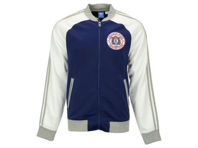 Chicago Fire adidas MLS Men's Originals Track Jacket