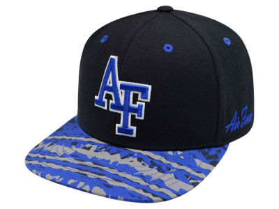 Air Force Falcons Top of the World NCAA Realease Snapback Cap