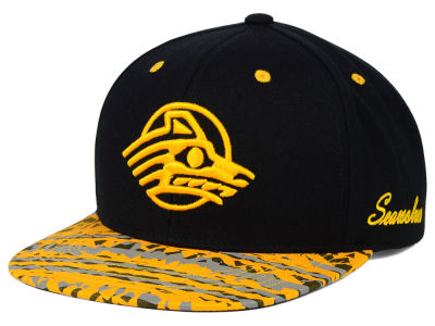 Alaska Anchorage Seawolves Top of the World NCAA Realease Snapback Cap