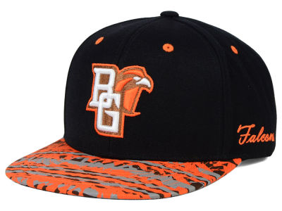 Bowling Green Falcons Top of the World NCAA Realease Snapback Cap