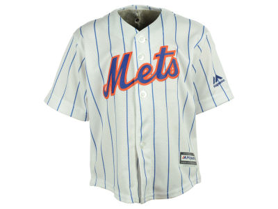 New York Mets Majestic MLB Infant Blank Replica CB Jersey