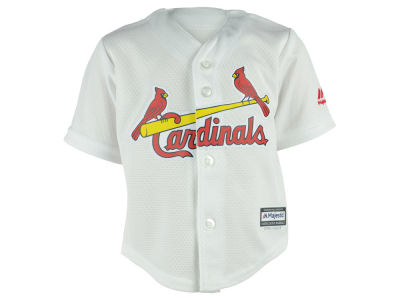 St. Louis Cardinals MLB Infant Blank Replica CB Jersey