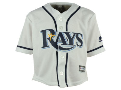 Tampa Bay Rays Majestic MLB Infant Blank Replica CB Jersey