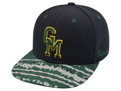 George Mason Patriots Top of the World NCAA Realease Snapback Cap