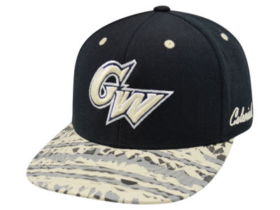 George Washington Colonials Top of the World NCAA Realease Snapback Cap