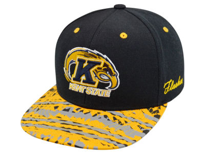 Kent State Golden Flashes Top of the World NCAA Realease Snapback Cap
