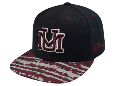 Montana Grizzlies Top of the World NCAA Realease Snapback Cap