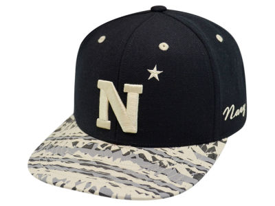 Navy Midshipmen Top of the World NCAA Realease Snapback Cap