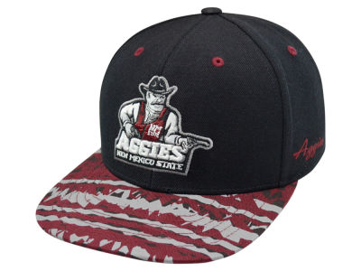 New Mexico State Aggies Top of the World NCAA Realease Snapback Cap