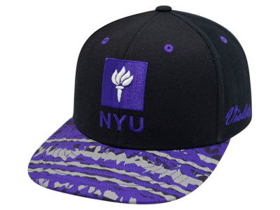 New York University Bobcats Top of the World NCAA Realease Snapback Cap