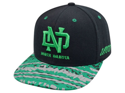 North Dakota Top of the World NCAA Realease Snapback Cap