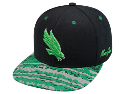 North Texas Mean Green Top of the World NCAA Realease Snapback Cap