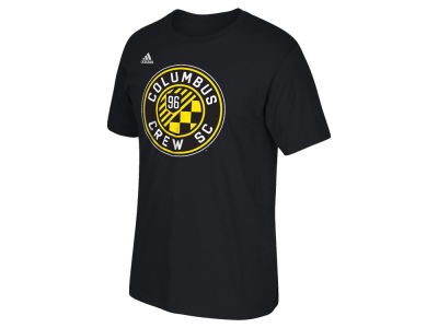 Columbus Crew SC adidas MLS Men's New Logo Set T-Shirt