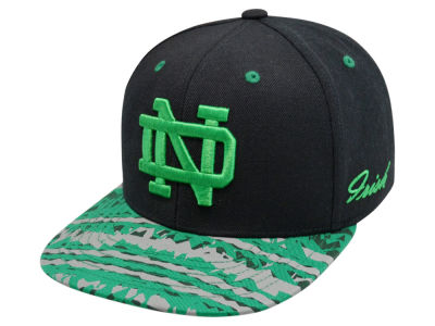 Notre Dame Fighting Irish Top of the World NCAA Realease Snapback Cap