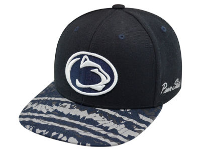 Penn State Nittany Lions Top of the World NCAA Realease Snapback Cap