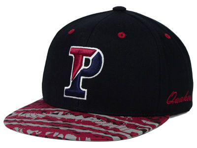 Pennsylvania Quakers Top of the World NCAA Realease Snapback Cap