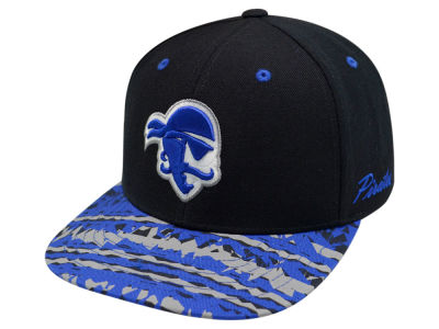 Seton Hall Pirates Top of the World NCAA Realease Snapback Cap