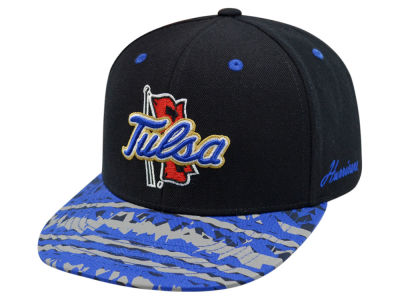 Tulsa Golden Hurricane Top of the World NCAA Realease Snapback Cap