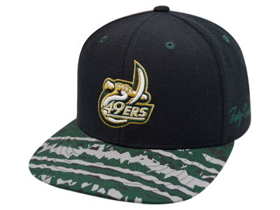 Charlotte 49ers Top of the World NCAA Realease Snapback Cap