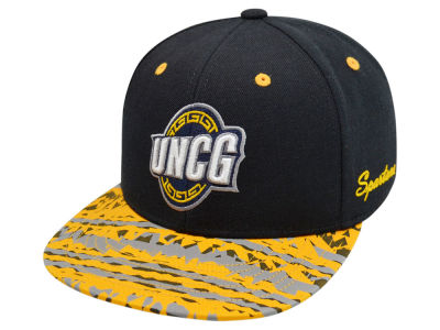 UNC Greensboro Spartans Top of the World NCAA Realease Snapback Cap