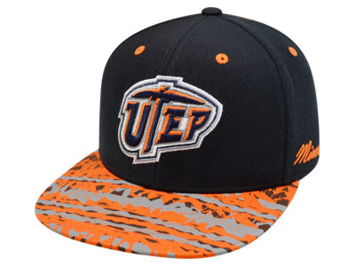 UTEP Miners Top of the World NCAA Realease Snapback Cap