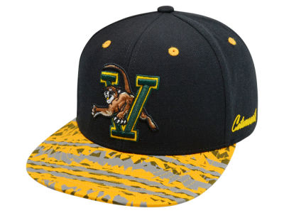 Vermont Catamounts Top of the World NCAA Realease Snapback Cap