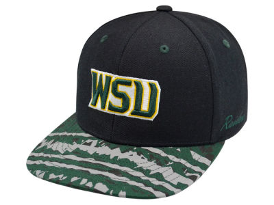 Wright State Raiders Top of the World NCAA Realease Snapback Cap