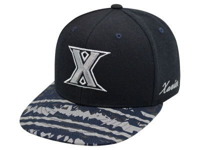 Xavier Musketeers Top of the World NCAA Realease Snapback Cap