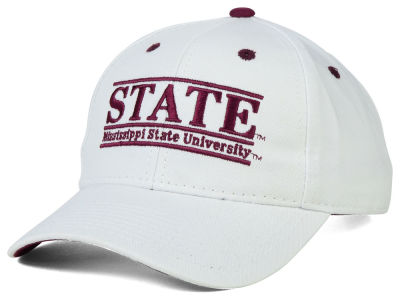 Mississippi State Bulldogs NCAA Classic Game 3 Bar Cap