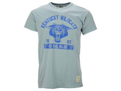 Kentucky Wildcats NCAA Men's Retro Mascot T-Shirt