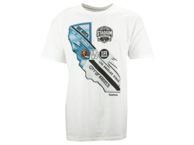 Reebok NHL Men's Stadium Series Tilted Duel T-Shirt