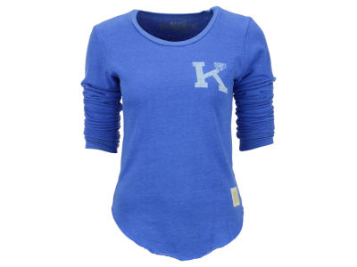 Kentucky Wildcats NCAA Women's Established Scoop Fleece Sweatshirt