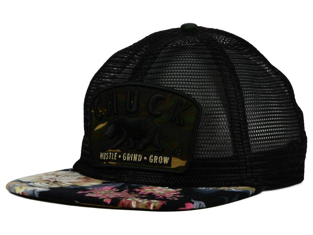 Original Chuck The Outsiders Mesh Snapback Hat  95f13aee493