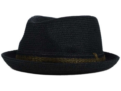 Peter Grimm Hessen Straw Pork Pie Hat