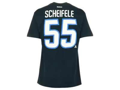 Winnipeg Jets Mark Scheifele Reebok NHL CN Player T-Shirt