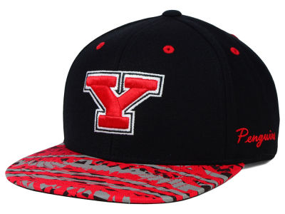Youngstown State Penguins Top of the World NCAA Realease Snapback Cap