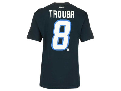 Winnipeg Jets Jacob Trouba Reebok NHL CN Player T-Shirt