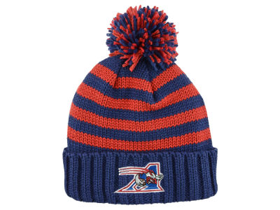 Montreal Alouettes Reebok CFL 2015 Women's Cuffed Knit with Pom