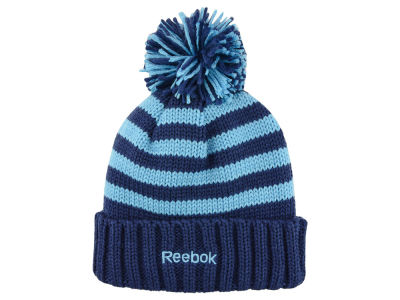 Toronto Argonauts Reebok CFL 2015 Women's Cuffed Knit with Pom