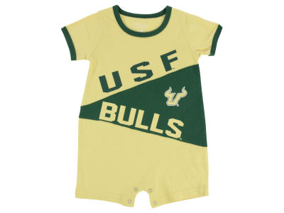 South Florida Bulls NCAA Newborn Megaphone Romper