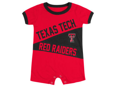 Texas Tech Red Raiders NCAA Newborn Megaphone Romper