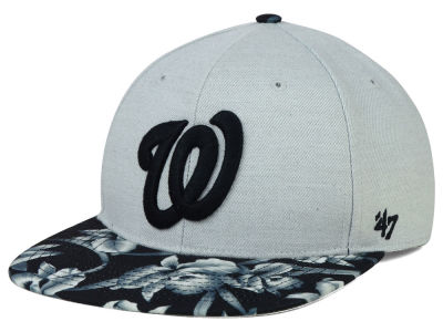 Washington Nationals '47 MLB Superbank '47 Snapback Cap